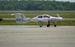 北の熊さんが、新千歳空港で撮影したPSPM AIR LLC DA42 TwinStarの航空フォト(写真)