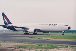 kumagorouさんが、仙台空港で撮影したマレーヴ・ハンガリー航空 767-375/ERの航空フォト(写真)