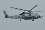 うめやしきさんが、厚木飛行場で撮影したアメリカ海軍 MH-60K (S-70A)の航空フォト(飛行機 写真・画像)