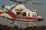 Chofu Spotter Ariaさんが、調布飛行場で撮影した岩手県防災航空隊 412EPの航空フォト(飛行機 写真・画像)