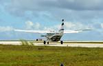 Dojalanaさんが、アントニオ・B・ウォン・パット国際空港で撮影したSKYDAIVE GUAM 208B Grand Caravanの航空フォト(飛行機 写真・画像)
