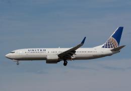航空フォト:N12221 ユナイテッド航空 737-800