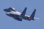 パンダさんが、米子空港で撮影した航空自衛隊 F-15J Eagleの航空フォト(飛行機 写真・画像)