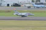 夏みかんさんが、名古屋飛行場で撮影した航空自衛隊 T-4の航空フォト(飛行機 写真・画像)