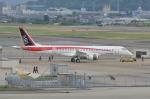 名古屋飛行場 - Nagoya Airport [NKM/RJNA]で撮影された三菱航空機 - Mitsubishi Aircraftの航空機写真