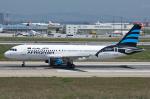 Tomo-Papaさんが、アタテュルク国際空港で撮影したアフリキヤ航空 A320-214の航空フォト(写真)