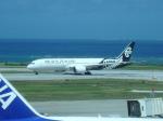 まっつーさんが、那覇空港で撮影したニュージーランド航空 787-9の航空フォト(写真)