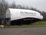 マンチェスター空港 - Manchester Airport [MAN/EGCC]で撮影されたモナーク・エアラインズ - Monarch Airlines [ZB/MON]の航空機写真