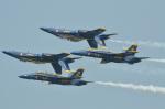 brasovさんが、オーシャンシティ市営空港で撮影したアメリカ海軍 F/A-18C Hornetの航空フォト(写真)