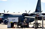 Dojalanaさんが、函館空港で撮影したカナダ軍 C-130 Herculesの航空フォト(飛行機 写真・画像)