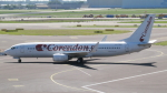 誘喜さんが、アムステルダム・スキポール国際空港で撮影したコレンドン・ダッチ・エアラインズ 737-8K2の航空フォト(写真)