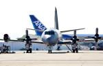Dojalanaさんが、函館空港で撮影したカナダ軍 CP-140 Auroraの航空フォト(飛行機 写真・画像)