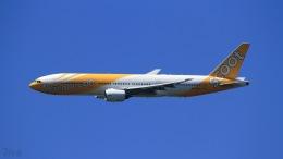 航空フォト:9V-OTD スクート (〜2017) 777-200
