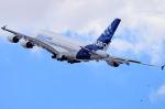 ル・ブールジェ空港 - Le Bourget Airport [LBG/LFPB]で撮影されたエアバス - Airbus Industrie [AIB]の航空機写真