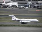 ANA STARALLIANCE 新潟さんが、羽田空港で撮影した日本個人所有 BD-700 Global Express/5000/6000の航空フォト(写真)