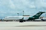 Dojalanaさんが、アントニオ・B・ウォン・パット国際空港で撮影したアジア・パシフィック・エアラインズ 727-200の航空フォト(写真)