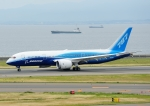 じーく。さんが、中部国際空港で撮影したボーイング 787-8 Dreamlinerの航空フォト(飛行機 写真・画像)