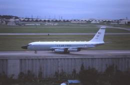 kumagorouさんが、嘉手納飛行場で撮影したアメリカ空軍 C-135 Stratolifterの航空フォト(写真)