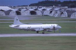 kumagorouさんが、嘉手納飛行場で撮影したアメリカ海軍 P-3C Orionの航空フォト(写真)