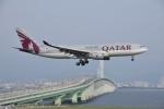 smmt3104さんが、関西国際空港で撮影したカタール航空 A330-202の航空フォト(写真)