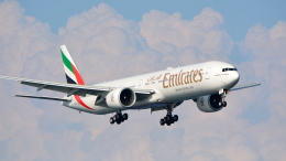 航空フォト:A6-ECS エミレーツ航空 777-300