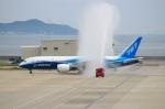 なぁちゃんさんが、中部国際空港で撮影したボーイング 787-8 Dreamlinerの航空フォト(写真)
