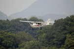 高松空港 - Takamatsu Airport [TAK/RJOT]で撮影された岡山航空 - Okayama Air Serviceの航空機写真