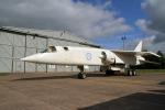 りんたろうさんが、コスフォード空軍基地で撮影したイギリス空軍 TSR-2の航空フォト(写真)