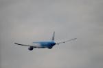 kix-itmさんが、関西国際空港で撮影したKLMオランダ航空 777-306/ERの航空フォト(飛行機 写真・画像)