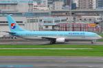 Chofu Spotter Ariaさんが、福岡空港で撮影した大韓航空 737-9B5の航空フォト(飛行機 写真・画像)
