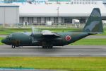Chofu Spotter Ariaさんが、福岡空港で撮影した航空自衛隊 C-130H Herculesの航空フォト(写真)