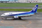 Chofu Spotter Ariaさんが、福岡空港で撮影したANAウイングス 737-5L9の航空フォト(写真)