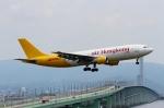 ハピネスさんが、関西国際空港で撮影したエアー・ホンコン A300B4-622R(F)の航空フォト(写真)