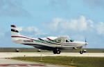 Dojalanaさんが、アントニオ・B・ウォン・パット国際空港で撮影したSKYDAIVE GUAM 208の航空フォト(飛行機 写真・画像)