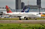 tsubasa0624さんが、成田国際空港で撮影したトランスアジア航空 A320-232の航空フォト(写真)