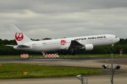 tsubasa0624さんが、成田国際空港で撮影した日本航空 767-346/ERの航空フォト(飛行機 写真・画像)
