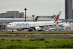 tsubasa0624さんが、成田国際空港で撮影したスリランカ航空 A330-343Eの航空フォト(写真)
