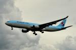 tsubasa0624さんが、成田国際空港で撮影した大韓航空 A330-323Xの航空フォト(写真)