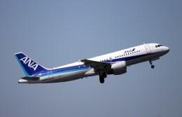 ax0110さんが、成田国際空港で撮影した全日空 A320-214の航空フォト(飛行機 写真・画像)