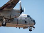 xxxxxzさんが、厚木飛行場で撮影したアメリカ海軍 C-2A Greyhoundの航空フォト(飛行機 写真・画像)