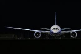 ストロベリーさんが、中部国際空港で撮影したボーイング 787-8 Dreamlinerの航空フォト(飛行機 写真・画像)