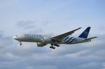 ひでかずさんが、ロンドン・ヒースロー空港で撮影したサウジアラビア航空 777-268/ERの航空フォト(飛行機 写真・画像)