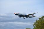 ひでかずさんが、ロンドン・ヒースロー空港で撮影したブリティッシュ・エアウェイズ 777-236/ERの航空フォト(飛行機 写真・画像)