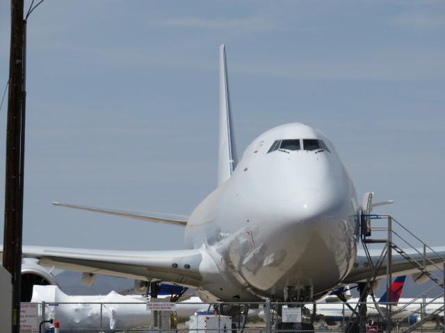 夷月さんが、ピナル空港で撮影したボーイング 747-83QFの航空フォト(飛行機 写真・画像)