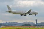 さくらの城南山。さんが、成田国際空港で撮影したシンガポール航空 777-312/ERの航空フォト(写真)