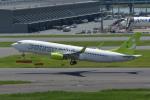 777rainさんが、羽田空港で撮影したソラシド エア 737-81Dの航空フォト(写真)