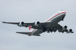 Tomo-Papaさんが、千歳基地で撮影した航空自衛隊 747-47Cの航空フォト(写真)