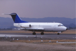 kumagorouさんが、仙台空港で撮影したアンセット・オーストラリア航空 F28-1000 Fellowshipの航空フォト(飛行機 写真・画像)