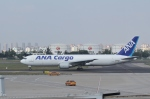 TAOTAOさんが、青島流亭国際空港で撮影した全日空 767-381/ER(BCF)の航空フォト(写真)