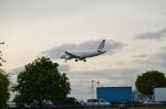 ひでかずさんが、ロンドン・ヒースロー空港で撮影したエールフランス航空 A320-214の航空フォト(飛行機 写真・画像)